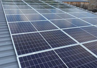 15 kWp PV-Anlage in Grünbach errichtet!